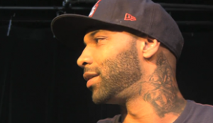 Joe Budden of Slaughterhouse