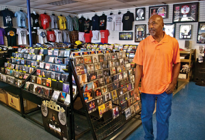 VIP Records Kelvin Anderson Long Beach