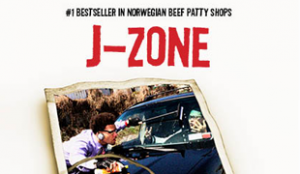 J-Zone Root For The Villain Book