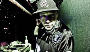 DJ Too Tuff of The Tuff Crew