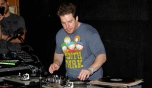 DJ Mekalek of Time Machine