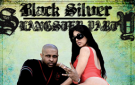 Black Silver Slangster Party