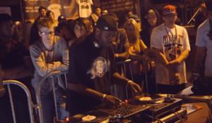 KOTD DJ Battle DJ Shub Vs DJ Esquire