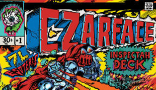 7L & Esoteric & Inspectah Deck CZARFACE Album Review