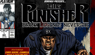 Domingo Big Punisher Bronx Legends Never Die