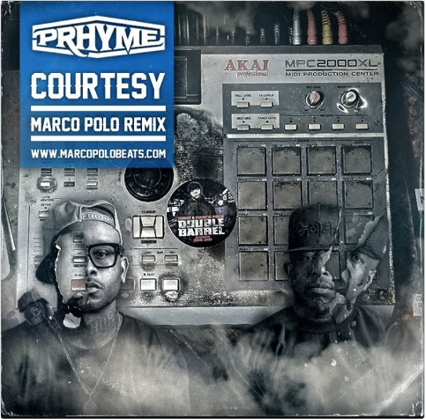 PRhyme - Courtesy - Marco Polo Remix