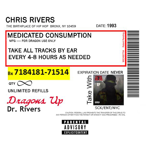 Chris Rivers - Medicated Consumption
