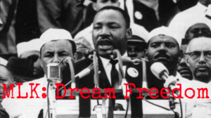 "C-Rayz Walz ""MLK: Dream Freedom"""