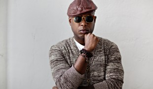 Talib Kweli photo by Dorothy Hong