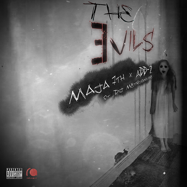 "Add-2 & Maja7th ""The Evils"""