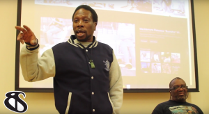 DJ Jazzy Jay & DJ Tony Tone Hip Hop History Lecture