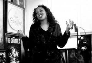 Rah Digga Lecture in Newark Schools