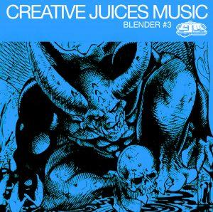 Creative Juices Music - Blender Vol. 3
