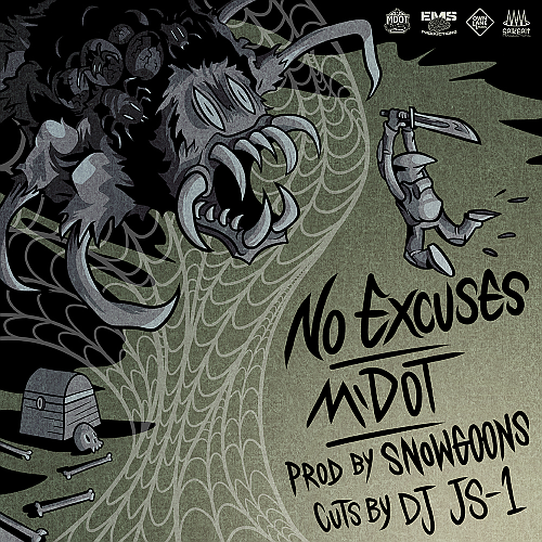 "M-Dot ""No Excuses"" Snowgoons"