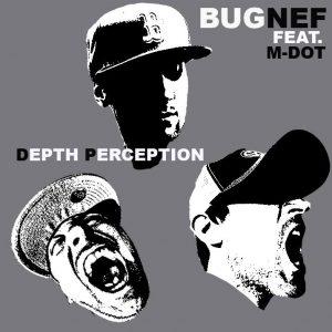"Bug Out & DJ Nefarious ""Depth Perception"" M-Dot"
