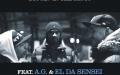 """Koss, A.G., & El Da Sensei """"Diggin' In The Facts"""""""