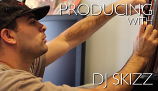 Producing with DJ Skizz